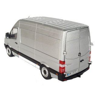 Mercedes Benz Sprinter Silber Claas Edition von MarGe Models