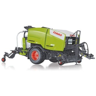 Wiking Claas Uniwrap Rollant 455 1:32